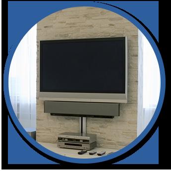 Broken TV Screen, Samsung LCD Repair, Plasma TV Repair